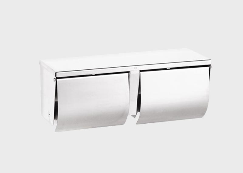 泸县吸顶安装双卷卫生纸架