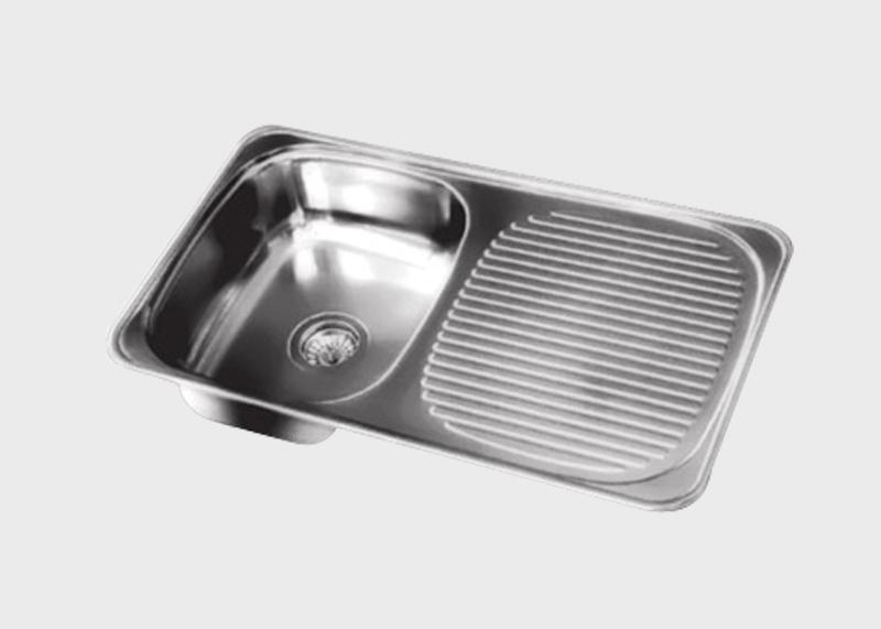 泸县嵌入式单水槽、单流水槽