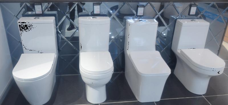 高端马桶卫浴展厅